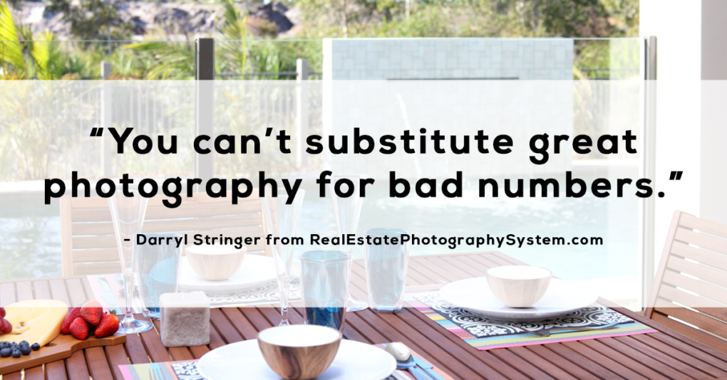 Real estate photography pricing